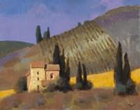 Panzano Fine Art Print