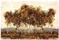 Treescape I Framed Print