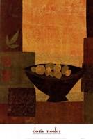 "Autumn Reminiscenses I by Doris Mosler - 18"" x 27"", FulcrumGallery.com brand"