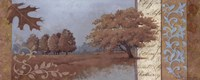 "Fall Serenity by Anita Phillips - 20"" x 8"""