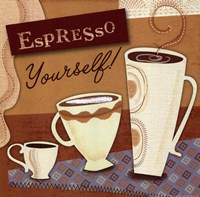 Espresso Yourself Fine Art Print