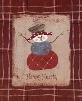 Happy Hearts Fine Art Print