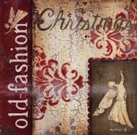 """Old Fashioned Christmas by Kim Lewis - 12"""" x 12"""""""