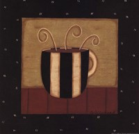 "Coffee Mug I by Sue Allemand - 8"" x 8"""