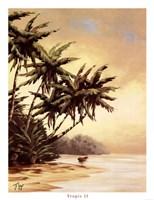 """Tropic II by J.T. Vegar - 20"""" x 26"""" - $17.99"""