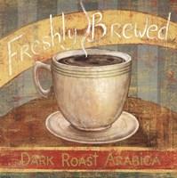 """Fresh Brew I by Daphne Brissonnet - 10"""" x 10"""""""