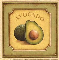 Avocado - mini Fine Art Print