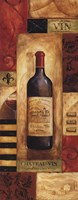 """Chateau Vin Panel - mini by Gregory Gorham - 8"""" x 20"""""""