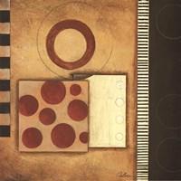 """Mosaic II by Susan Osborne - 20"""" x 20"""" - $15.49"""
