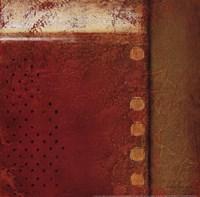 """Spice Field II by Susan Osborne - 12"""" x 12"""""""
