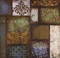 "Circular Gold - CS by Susan Osborne - 24"" x 24"""