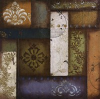 "Rustic Balance - CS by Susan Osborne - 24"" x 24"""