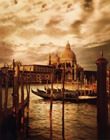 Venezia Sunset II Fine Art Print
