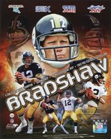 Terry Bradshaw Portrait Plus Fine Art Print