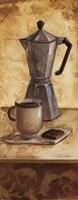 International Coffee II Framed Print