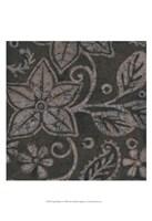 Island Batik I Fine Art Print