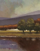 Lake View I Fine Art Print