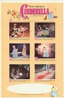 "Cinderella Movie Scenes by John James Audubon - 11"" x 17"", FulcrumGallery.com brand"