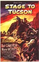 """Stage to Tucson by John James Audubon - 11"""" x 17"""""""