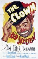 "Clown by John James Audubon - 11"" x 17"""