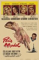 "Paris Model by John James Audubon - 11"" x 17"""