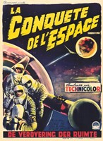 "Conquest of Space by John James Audubon - 11"" x 17"""