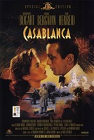 "Casablanca - Intimate by John James Audubon - 11"" x 17"""
