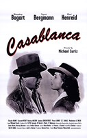 "Casablanca Mysterious - 11"" x 17"""