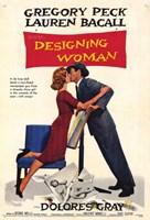 """Designing Woman - 11"""" x 17"""""""
