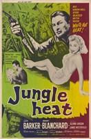 """Jungle Heat - 11"""" x 17"""""""