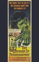 """Revenge of Frankenstein - 11"""" x 17"""""""