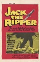 """Jack the Ripper - 11"""" x 17"""""""