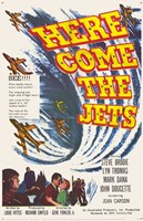 """Here Come the Jets - 11"""" x 17"""""""