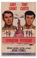 "Operation Petticoat - 11"" x 17"""