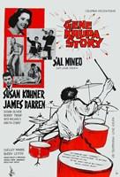 "Gene Krupa Story - 11"" x 17"""