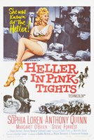 """Heller in Pink Tights - 11"""" x 17"""""""
