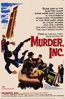 "Murder Inc. - 11"" x 17"", FulcrumGallery.com brand"