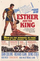 """Esther and the King - 11"""" x 17"""""""
