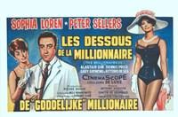 "The Millionairess - 17"" x 11"", FulcrumGallery.com brand"