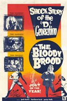 "Bloody Brood - 11"" x 17"""
