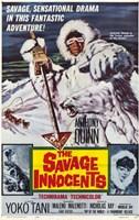 "The Savage Innocents - 11"" x 17"", FulcrumGallery.com brand"