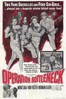 "Operation Bottleneck - 11"" x 17"""