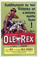 "Ole Rex - 11"" x 17"""