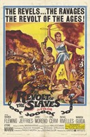 """The Revolt of the Slaves - 11"""" x 17"""""""