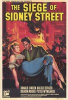 "The Siege of Sidney Street - 11"" x 17"" - $15.49"