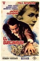 The Hustler El Buscavidas Fine Art Print