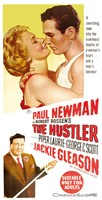 The Hustler Paul Newman Jackie Gleason Fine Art Print