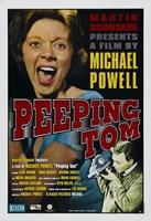"""Peeping Tom Michael Powell - 11"""" x 17"""""""