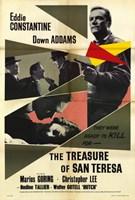"""The Treasure of San Teresa - 11"""" x 17"""""""