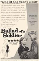 "Ballad of a Soldier - 11"" x 17"""